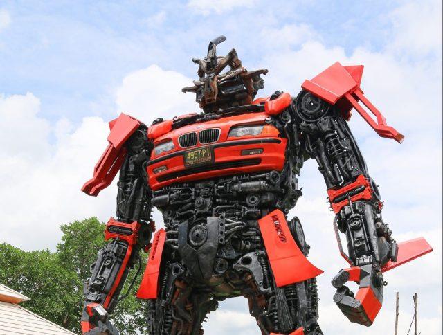 Voor de humor: Grote stappen AI & Robotica