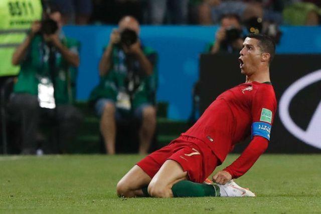 WK 2018: Gloria in excelsis Ronaldo & doei Marokko!