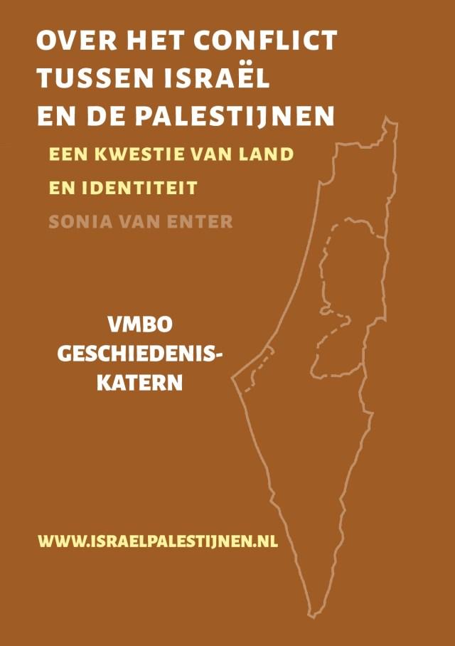 CIDI indoctrineert scholieren met zogenaamd 'afgewogen' lesmateriaal over Israël/Palestina