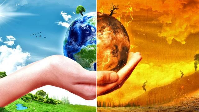 Klimaatgekte blokkeert oplossingen