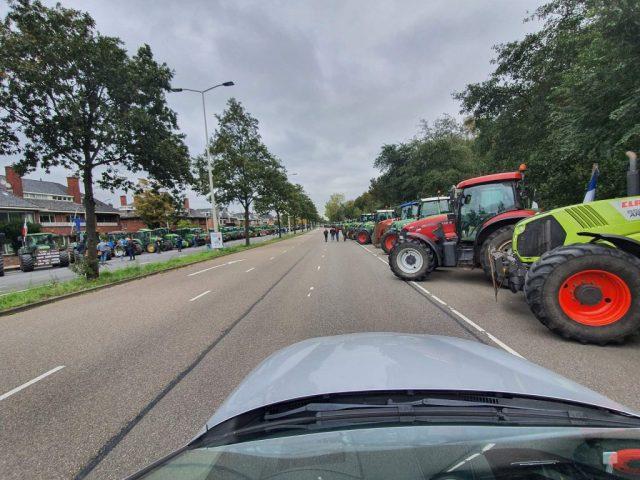 #Boerenprotest Een first person impressie