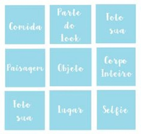 FOTOS DO INSTAGRAM