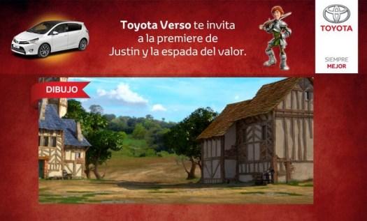 ¿Dibujamos con Toyota?