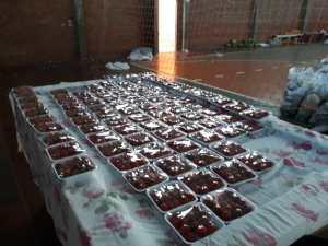 ppa6-300x225 Ação Social- Famílias recebem cestas de alimentos