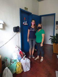 valeria-225x300 Ação Social recebe doações