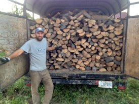 Firewood business kicks off