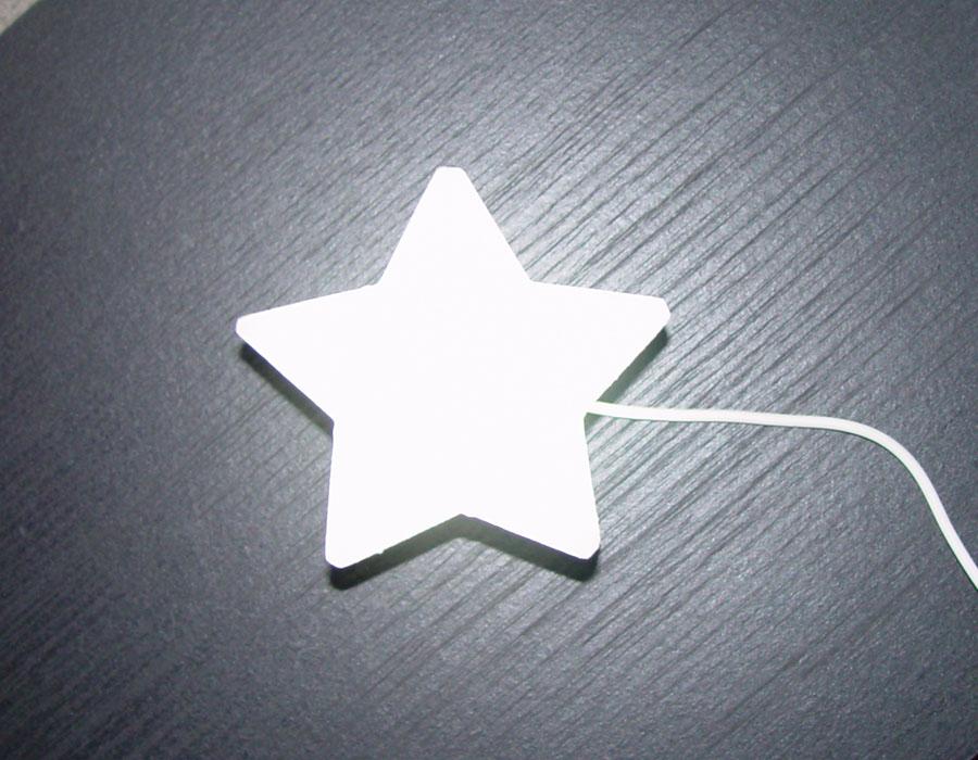 White Star Lamp