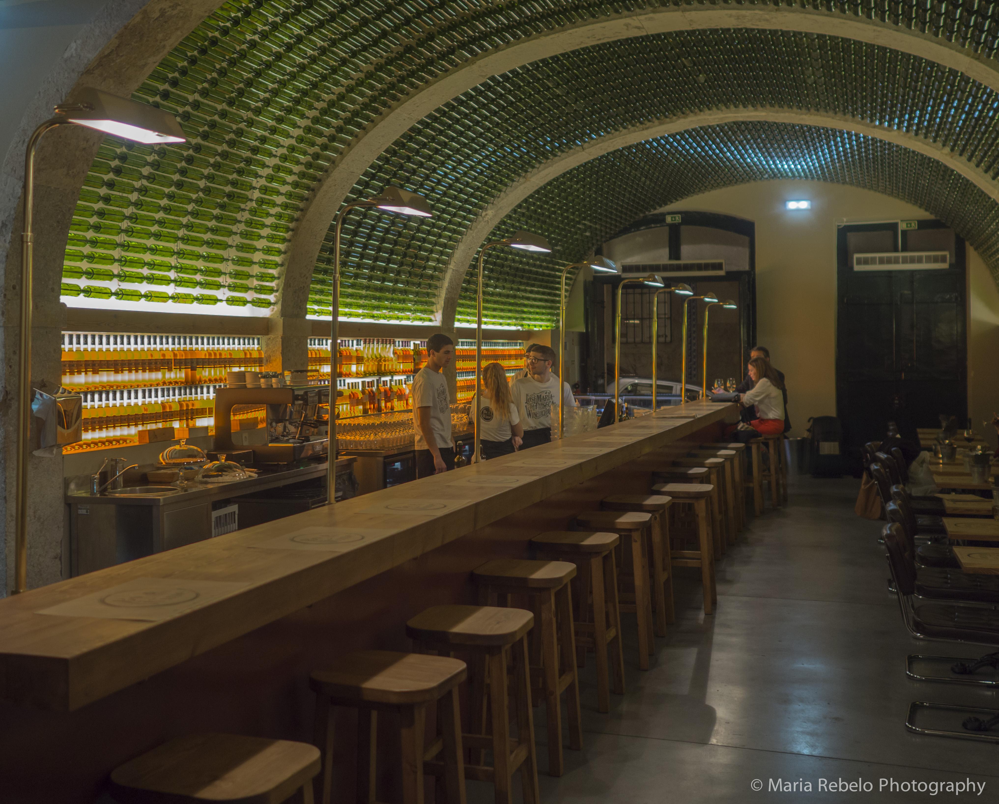 The coolest bar in Lisbon  Salt of Portugal