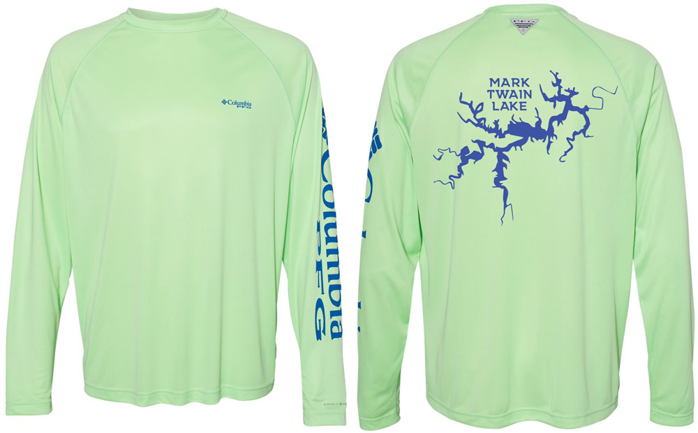 MTL fishing shirt lime