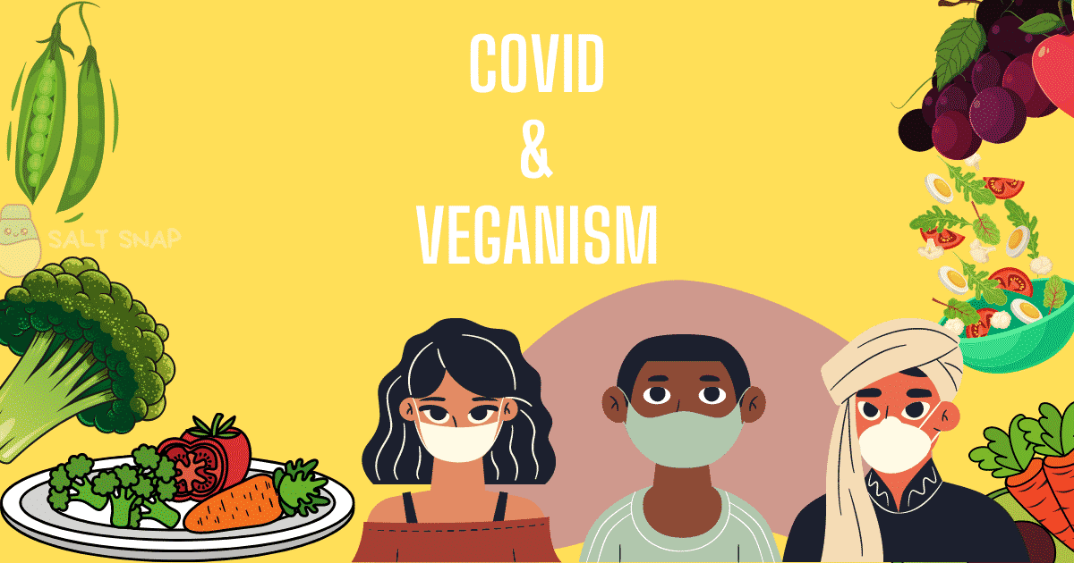 How COVID-19 Pandemic has given rise to Veganism