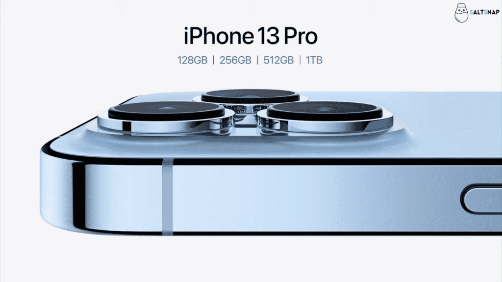 Iphone pro 1tb memory launched