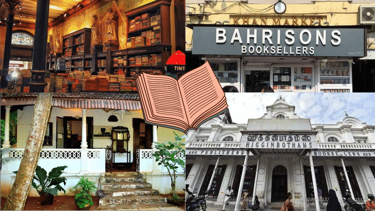 5 Bookstores All Book Lovers Must Visit In India