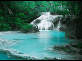 Waterfalls in Goa