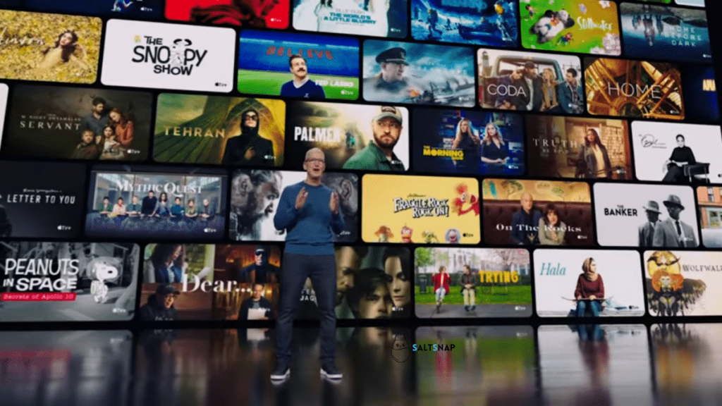 new Apple tv features