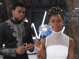 Letitia Wright, Shuri, the new Black Panther expresses Anti-Vaxx stance