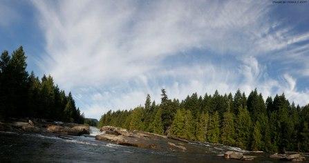 Nymph Falls, Courtney, BC
