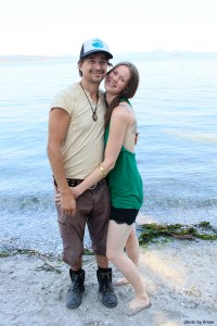 Neil F on Salt Spring Island, BC
