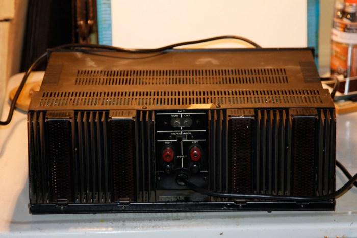 Harmon Kardon Citation Ninteen Power Amp for sale