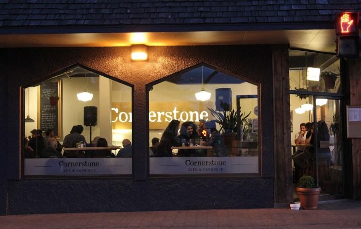 cornerstone cafe, Courtenay, BC