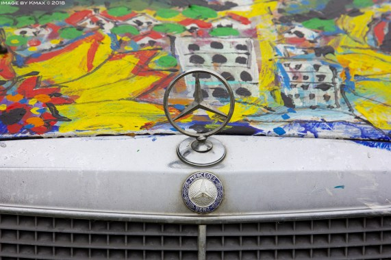 car art painting by Brian Scott www.bscottfinearts.ca