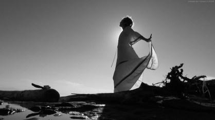 The Goddess Melissa, Gabriola Island, BC
