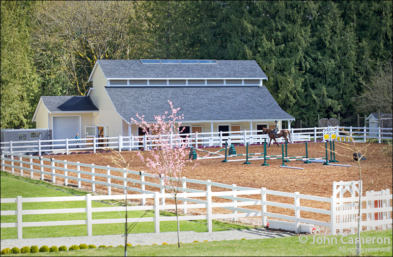 Farm Living on Salt Spring