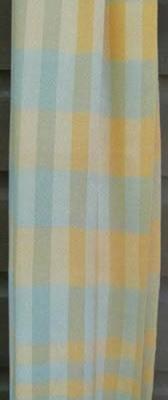 Bambu scarf woven by Sandra