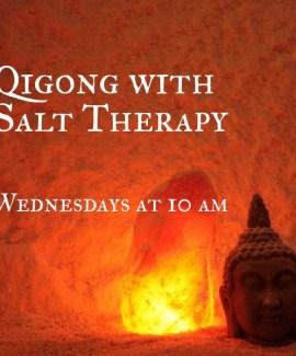 Qigong in the Salt Room