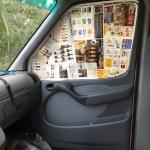 Sprinter Van Conversion Diy Window Shades Salt Sugar Sea