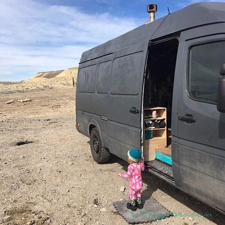 West Colorado adobes