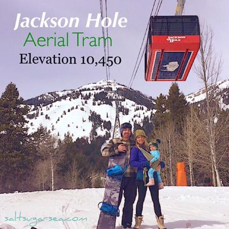 Jackson Hole Mountain aerial tram