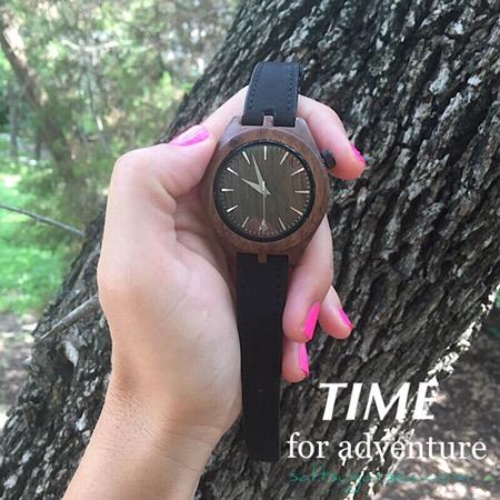 Sqwatch Wooden Watch review