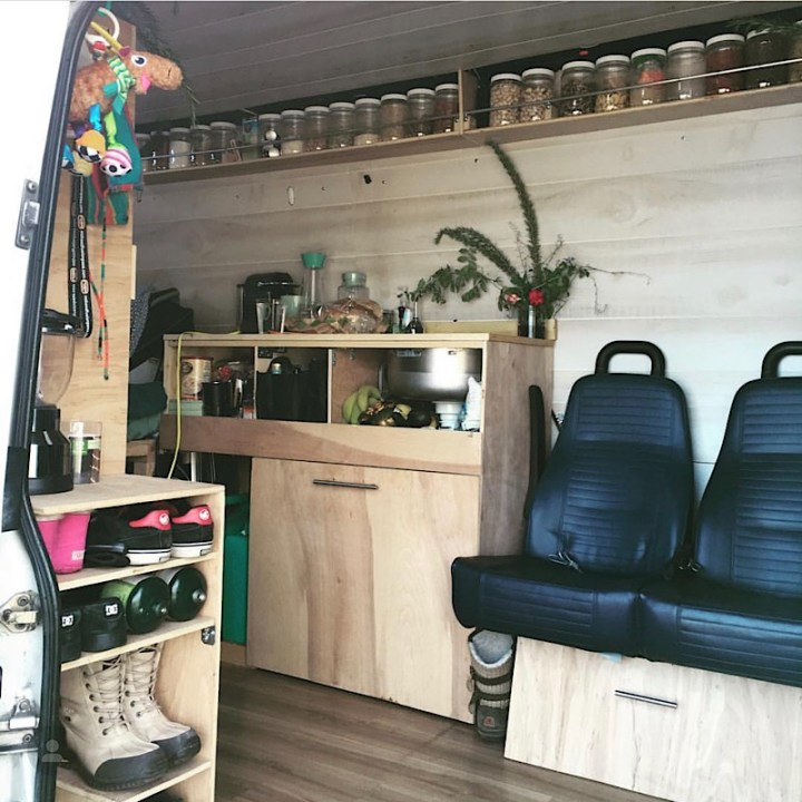 Sprinter Van Project Campervan