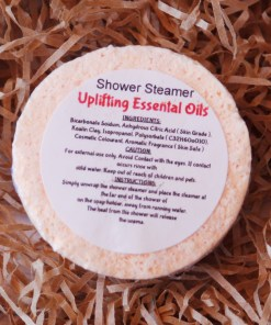 Shower Steamer Uplifting Essential Oils