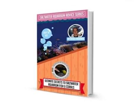 Saltwater aquarium fish and coral ebook