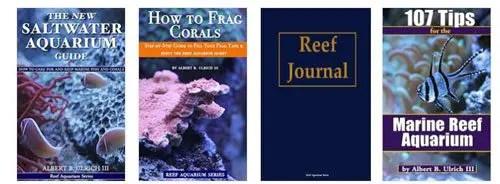 Reef Aquarium Series of Books