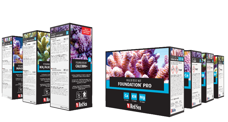 Red Sea Foundation ABC+ Powder Supplements and More