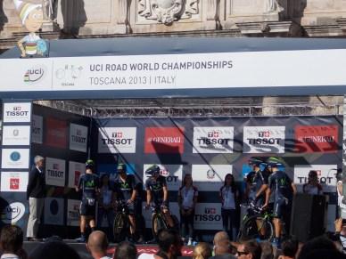 World Cycling Championships 2013