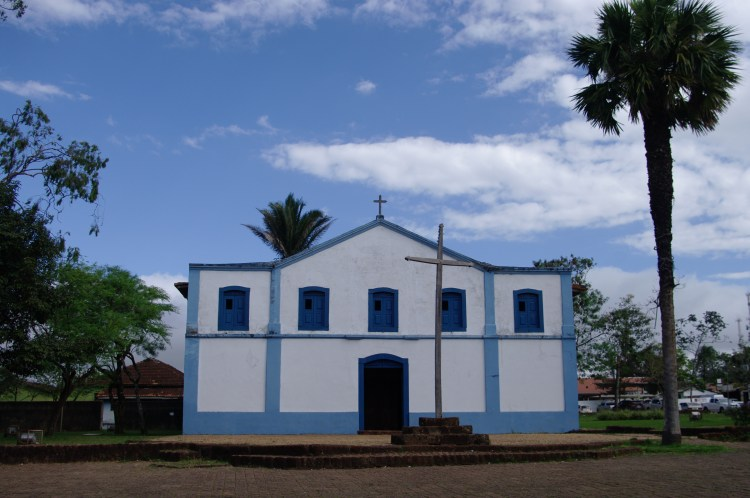 Church in Chapada dos Guimaeres