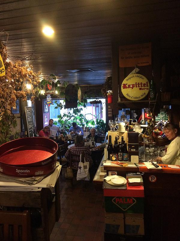Hulminator beer cafe, Antwerp
