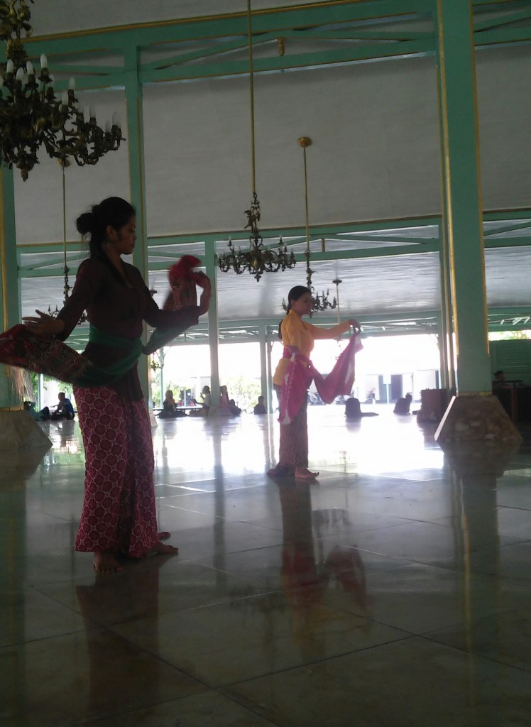 Javanese dance