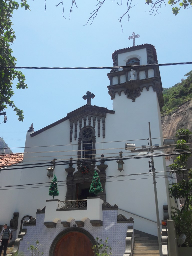 Urca church