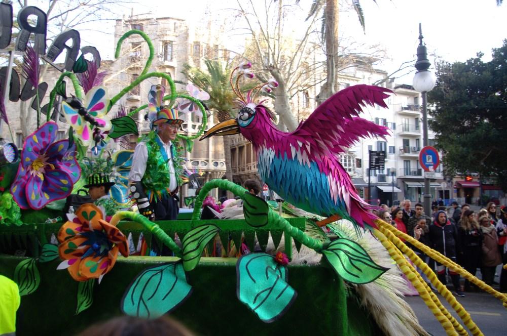 Sa Rua Carnival Palma Mallorca 2019