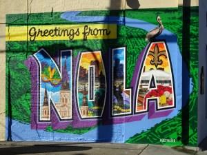 greetings from nola mural