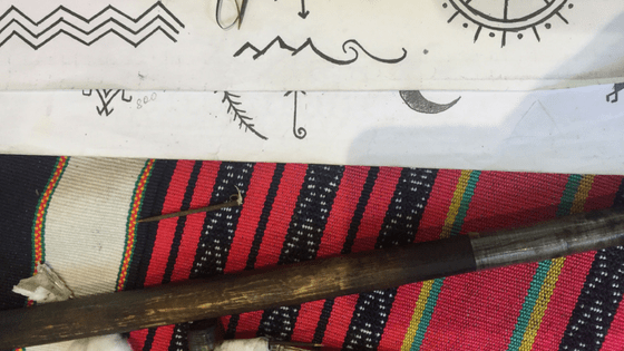 Get A Traditional Kalinga Tattoo Right Here In Antipolo At Pinto Art