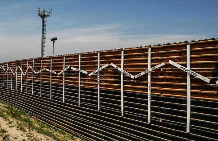 mexico border wall