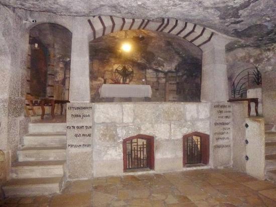 Underground Church