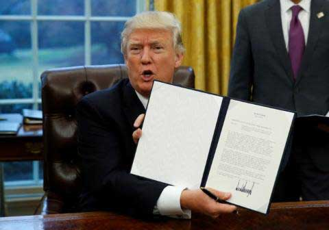 Everyone conflicted after new immigration executive order