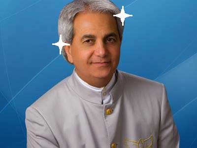 Benny Hinn...Hair, Toupee or the Power of the Holy Ghost?