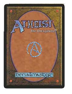 Magic: The Gathering Atheist expansion pack now available!